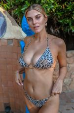 ASHLEY JAMES in Bikini - Instagram Photos 08/16/2019
