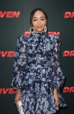 ASHLEY MADEKWE at Driven Premiere in Hollywood 07/29/2019