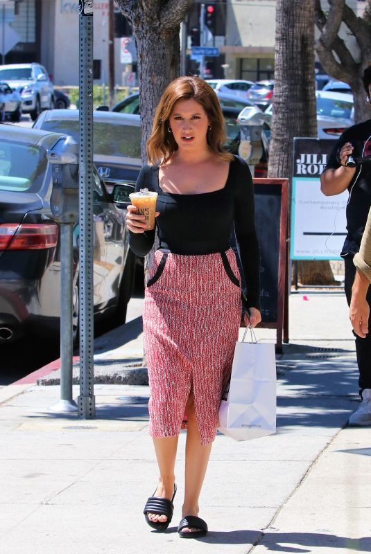 ASHLEY TISDALE at Joans on Third in Studio City 08/14/2019
