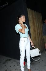 AUDREYANA MICHELLE at Nice Guy in West Hollywood 08/23/2019