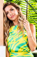 AUDRINA PATRIDGE for South Beach Diet Photoshoot 08/14/2019