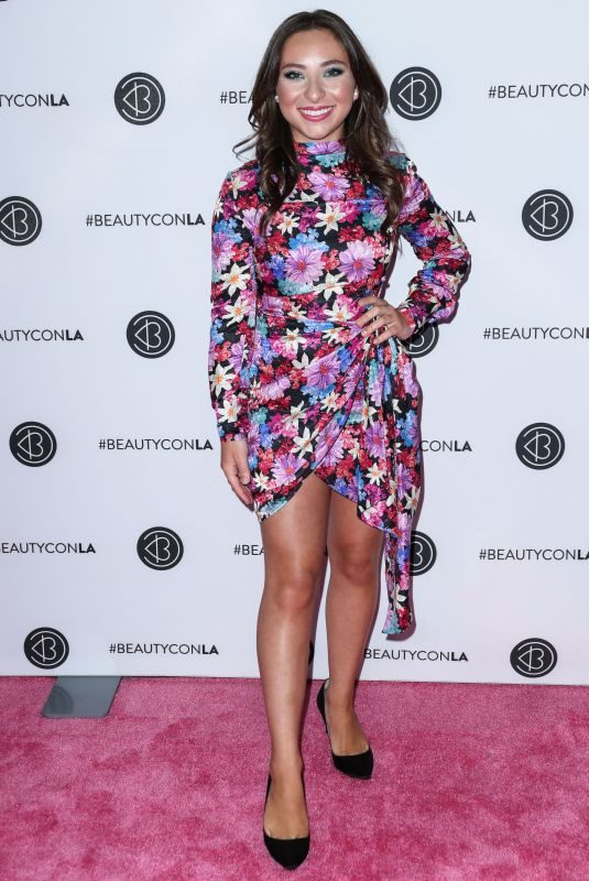 AVA CANTRELL at Beautycon Festival 2019 in Los Angeles 08/10/20