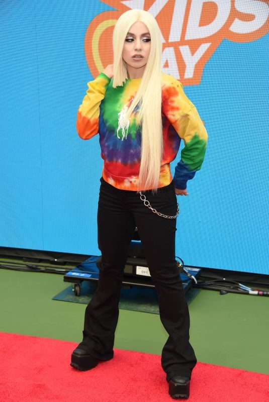 AVA MAX at Arthur Ashe Kid's Day in New York 08/24/2019