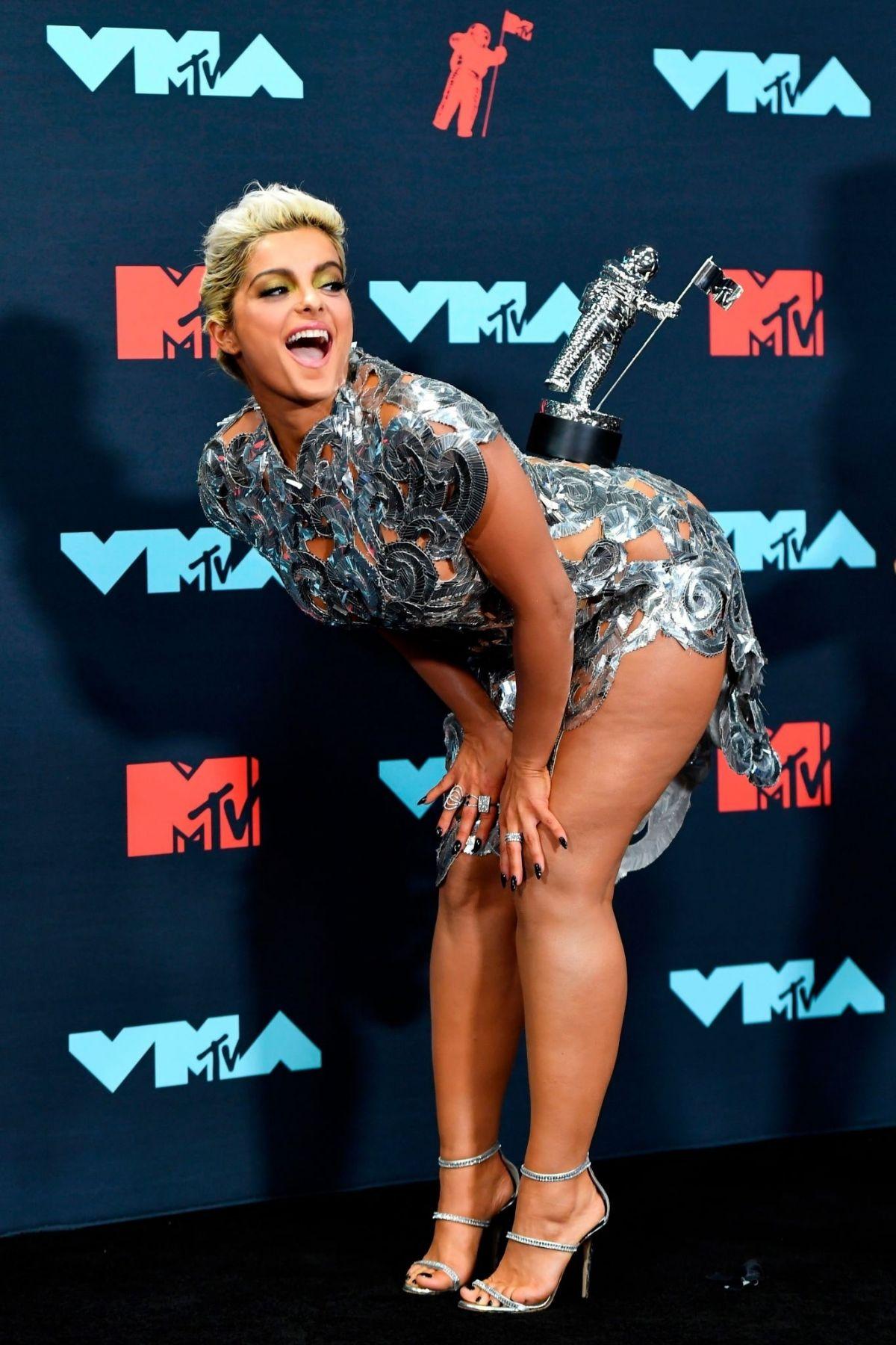 BEBE REXHA at 2019 MTV Video Music Awards in Newark 08/26 ...