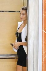 BELLA HADID Out and About in Hollywood 08/06/2019