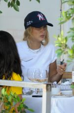 BELLA HADID Out for Lunch at E Baldi in Beverly Hills 08/13/2019