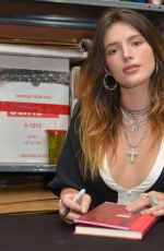 BELLA THORNE Promotes Her The Life of a Wannabe Mogul: Mental Disarray Book in Florida 08/06/2019