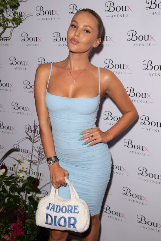 BETSY-BLUE ENGLISH at Boux Avenue AW19 Launch in London 08/29/2019