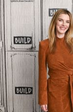 BETTY GILPIN at AOL Build Series in New York 08/13/2019