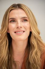 BETTY GILPIN at Glow Press Conference in Beverly Hills 08/06/2019