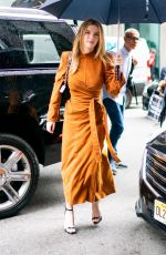 BETTY GILPIN Out in New York 08/13/2019
