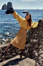 BIANCA BALTI in Glamour Magazine, Spain September 2019