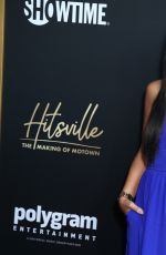 BIANCA LAWSON at Hitsville: The Making of Motown Premiere in Los Angeles 08/08/2019