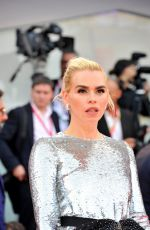 BILLIE PIPER at Marriage Story Premiere at 2019 Venice Film Festival 08/29/2019