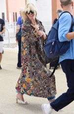 BILLIE PIPER Out and About in Venice 08/30/2019