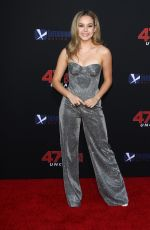 BREC BASSINGER at 47 Meters Down: Uncaged Premiere in Los Angeles 08/13/2019