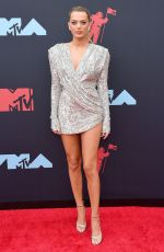 BREGJE HEINEN at 2019 MTV Video Music Awards in Newark 08/26/2019