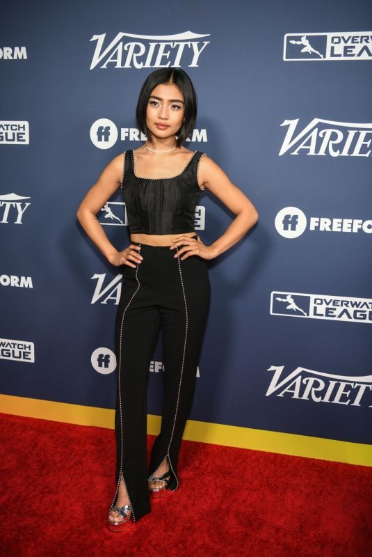 BRIANNE TJU at Variety's Power of Young Hollywood in Los Angeles 08/06/2019