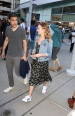 BRITT ROBERTSON Arrives at Apocalypse Now: Final Cut Premiere at Arclight Cinemas in Hollywood 08/12/2019