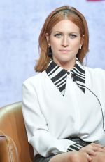 BRITTANY SNOW at 2019 Summer TCA Press Tour in Beverly Hills 08/07/2019