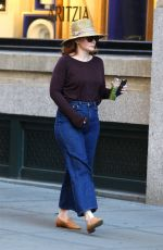 BRYCE DALLAS HOWARD Out and About in New York 08/13/2019