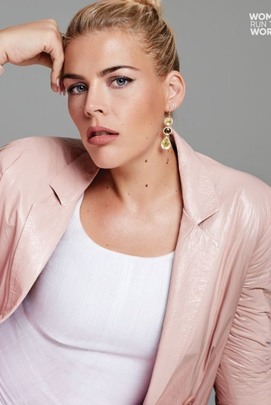 BUSY PHILIPPS in Shape Magazine, September 2019