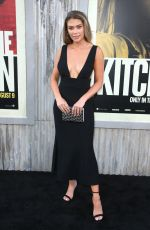 CAELYNN MILLER-KEYES at The Kitchen Premiere in Hollywood 08/05/2019