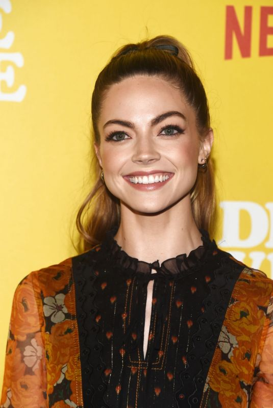 CAITLIN CARVER at Dear White People, Season 3 Premiere in Los Angeles 08/01/2019