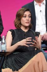 CAITLIN MCGEE at Bluff City Law Panel at TCA Summer Tour in Los Angeles 08/06/2019