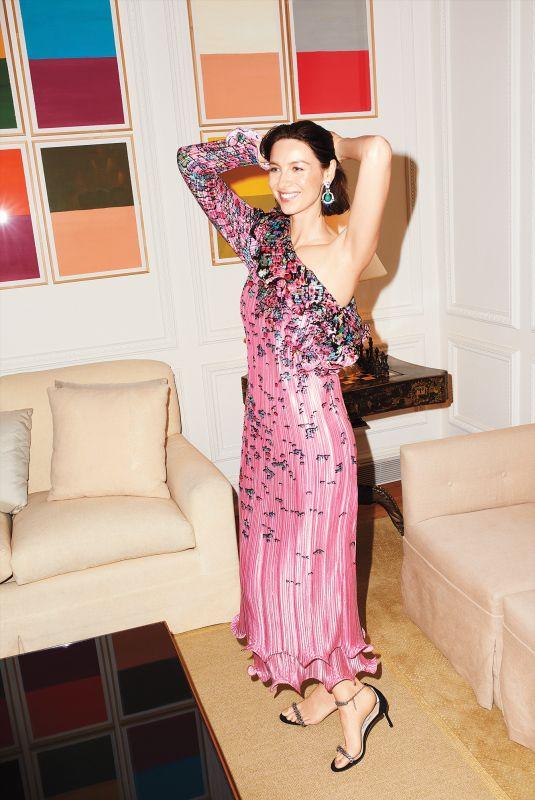 CAITRIONA BALFE for Vanity Fair Magazine, September 2019