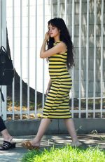 CAMILA CABELLO Out and About in Los Angeles 08/15/2019