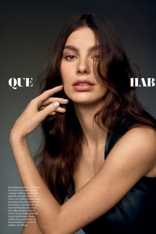 CAMILA MORRONE for Vogue Magazine, Spain September 2019