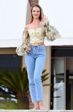 CANDICE SWANEPOEL at 2019 Venice Film Festival Photocall 08/27/2019