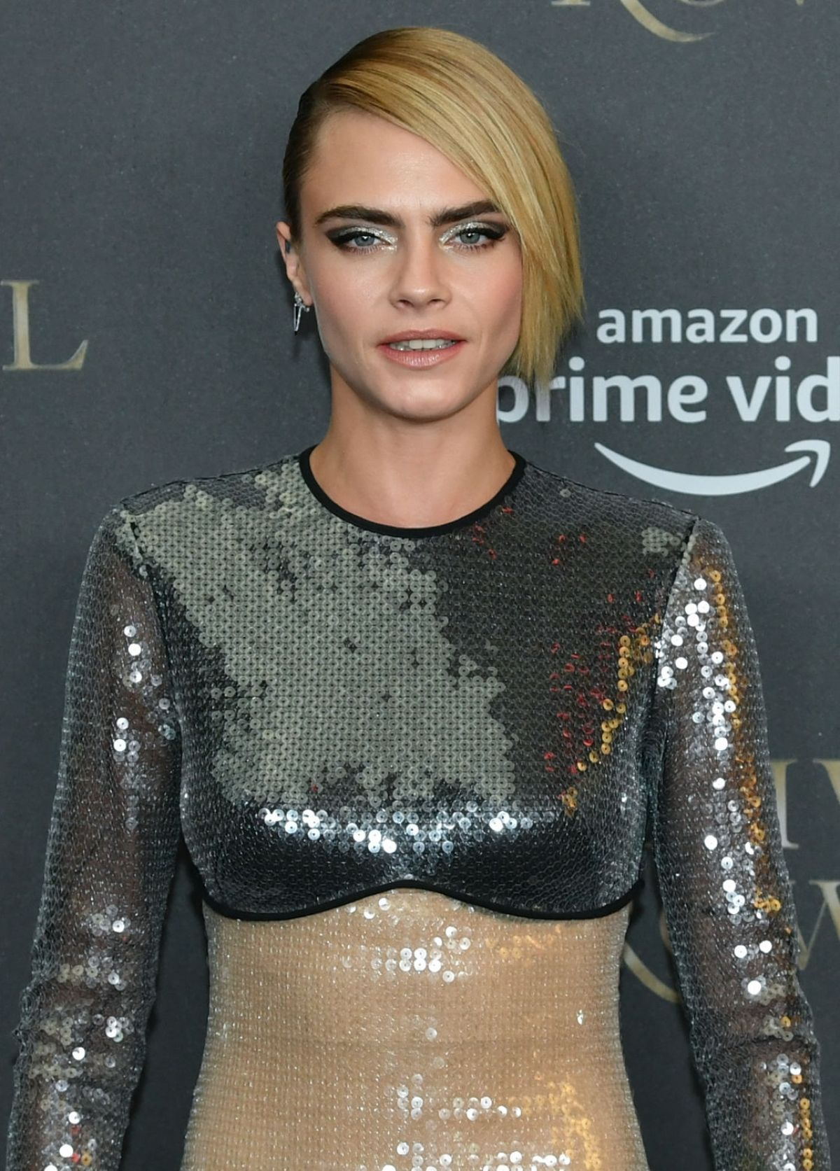 Cara Delevingne At Astor Film Lounge To Perform Carnival Row