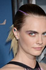 CARA DELEVINGNE at Carnival Row Premiere in Los Angeles 08/21/2019