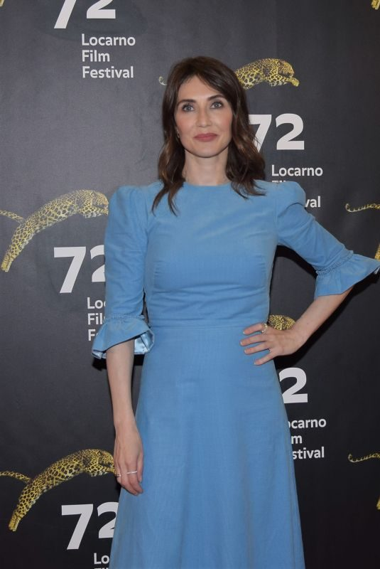 CARICE VAN HOUTEN at Locarno Film Festival 2019 08/13/2019