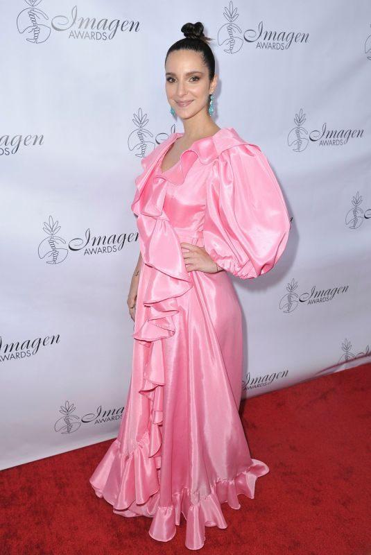 CARLA BARATTA at 34th Annual Imagen Awards in Beverly Hills 08/10/2019