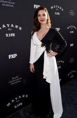 CARLA BARATTA at Mayans MC Season 2 Premiere in Los Angeles 08/27/2019