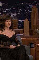 CARLA GUGINO at Tonight Show Starring Jimmy Fallon in New York 07/30/2019