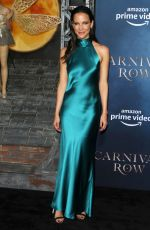 CAROLINE FORD at Carnival Row Premiere in Los Angeles 08/21/2019
