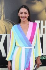 CAROLINE GUERRA at The Kitchen Premiere in Hollywood 08/05/2019