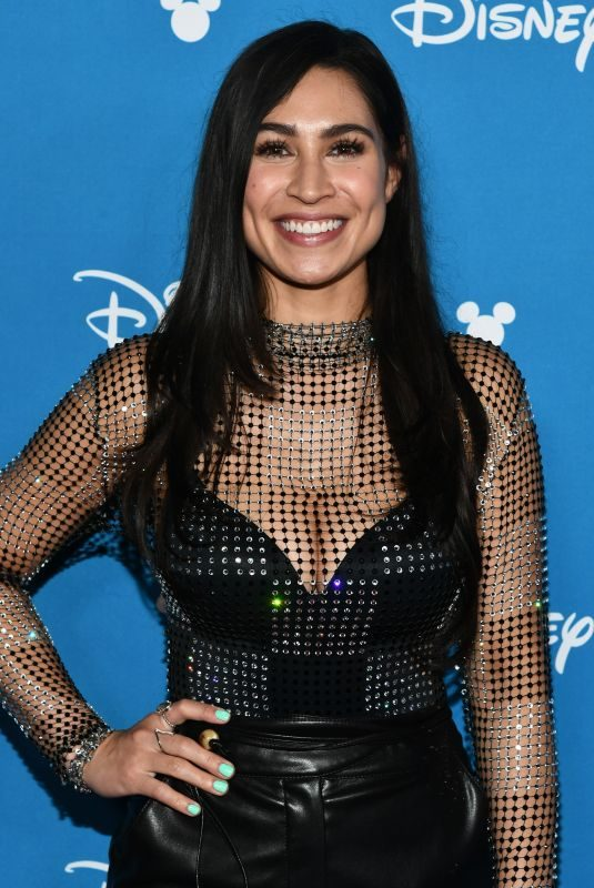 CASSIE STEELE at D23 Expo in Anaheim 08/24/2019