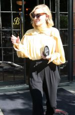 CATE BLANCHETT Leaves Bowery Hotel in New York 08/12/2019