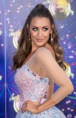 CATHERINE TYLDESLEY at Strictly Come Dancing Launch in London 08/26/2019