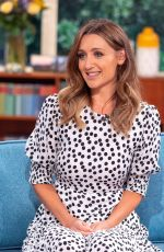 CATHERINE TYLDESLEY at This Morning Show in London 08/01/2019