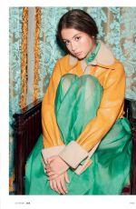 CATHERINE ZETA JONES and CARYS ZETA DOUGLAS in Vanity Fair Magazine, Spain September 2019