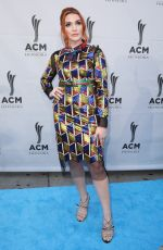 CAYLEE HAMMACK at 13th Annual ACM Honors in Nashville 08/21/2019