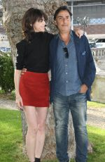 CGARLOTTE GAINSBOURG at Angouleme Film Festival in France 08/20/2019