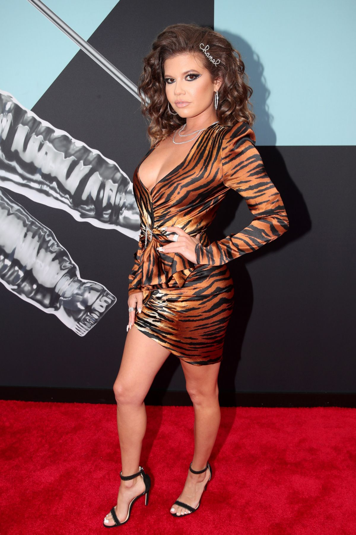 CHANEL WEST COAST at 2019 MTV Video Music Awards in Newark ...