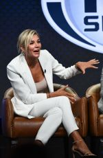 CHARISSA THOMPSON at Fox Sports Panel TCA Summer Press Tour in Los Angeles 08/09/2019